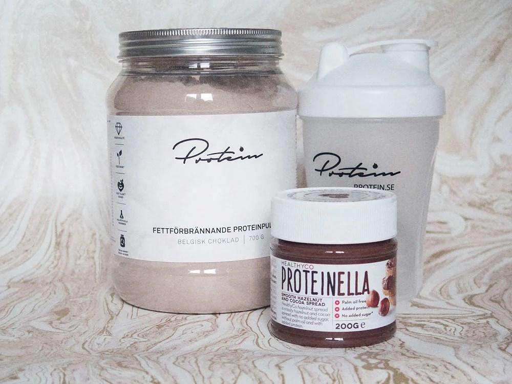 Nya produkter med chokladsmak