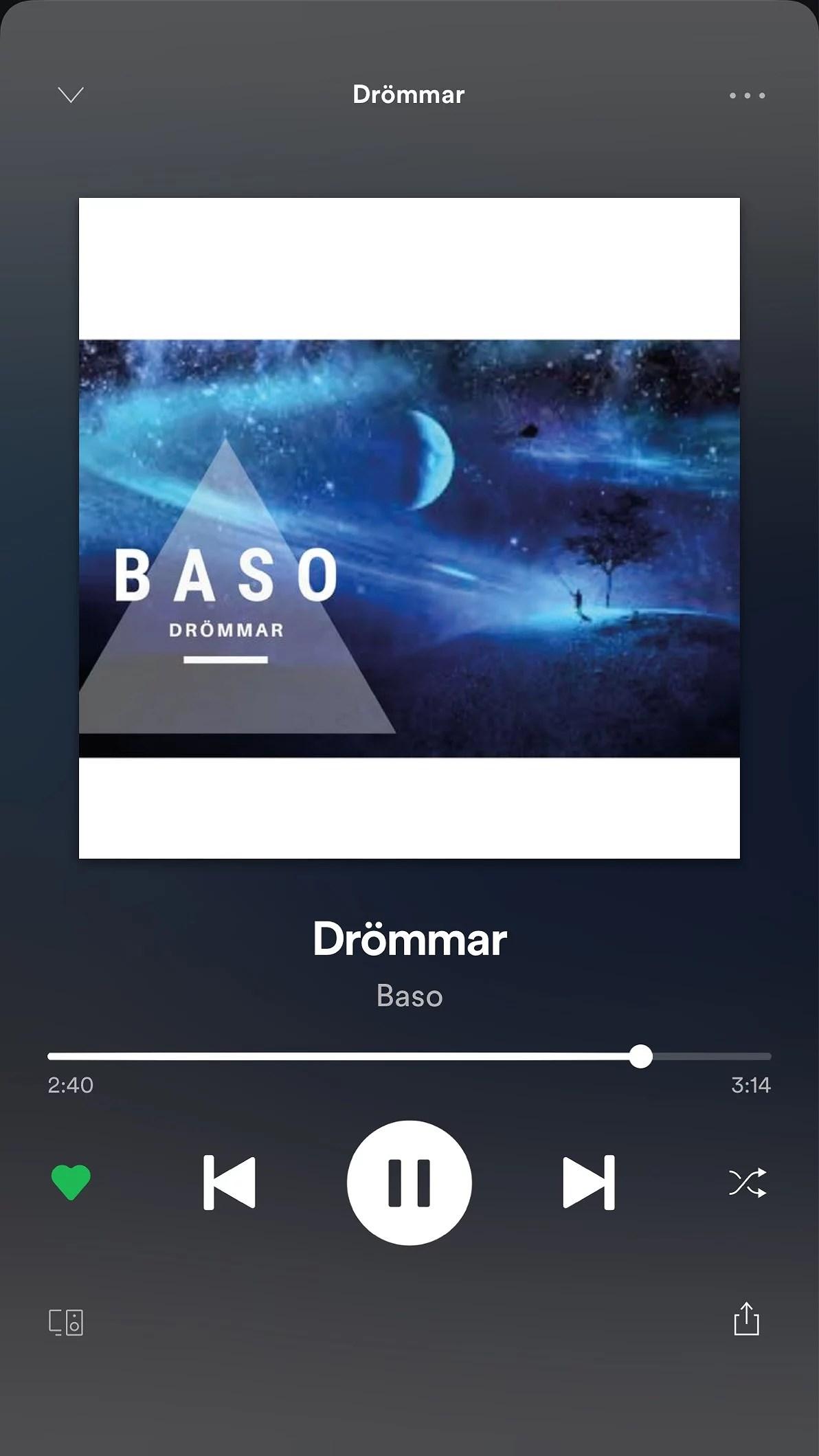 Baso - Drömmar
