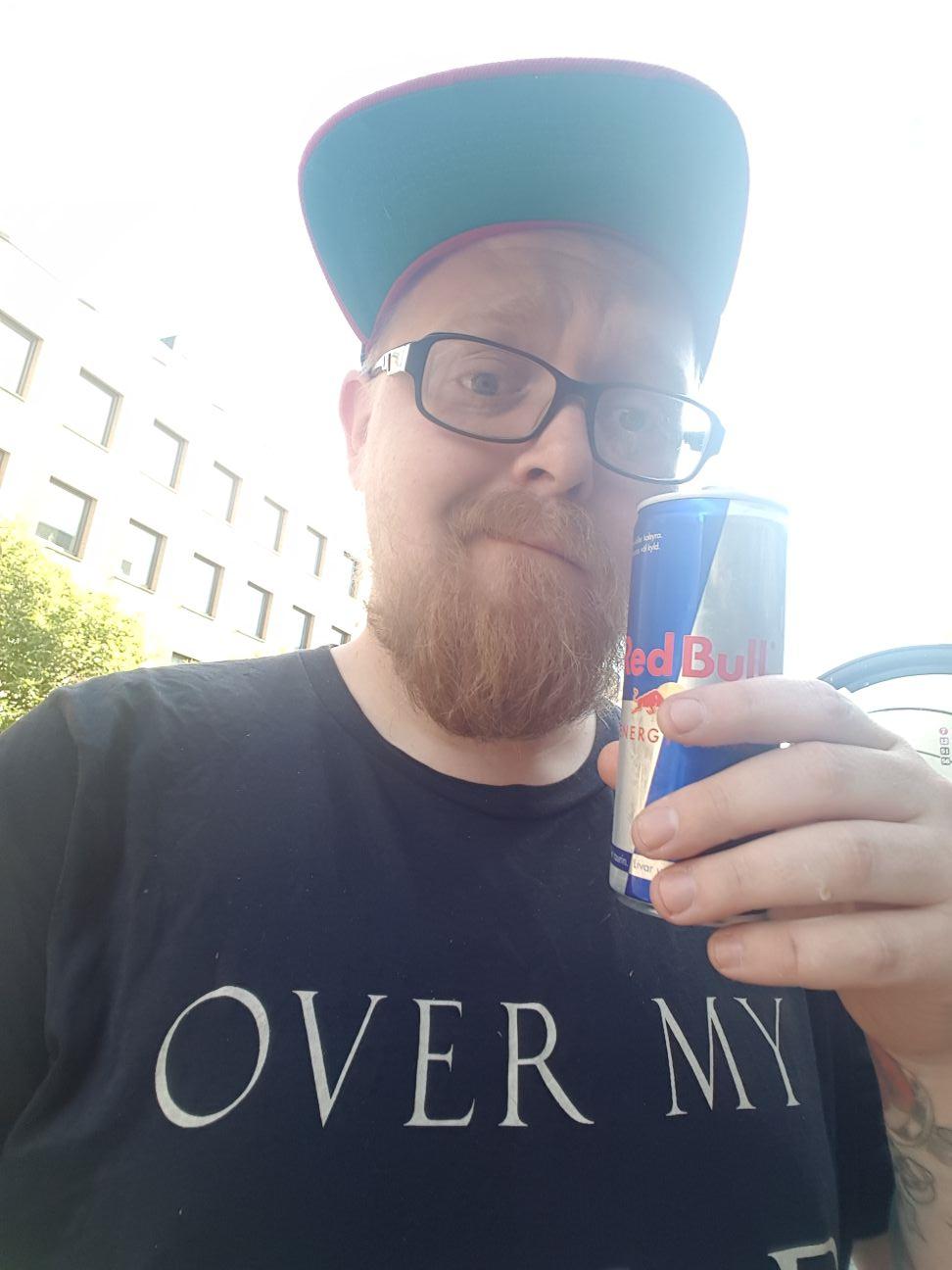 Red Bull & Bulle