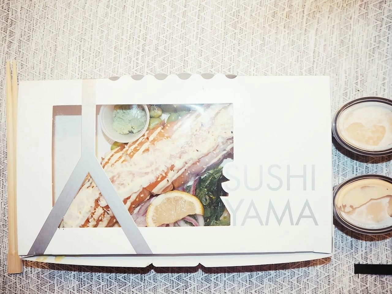 Sushi och filmtips