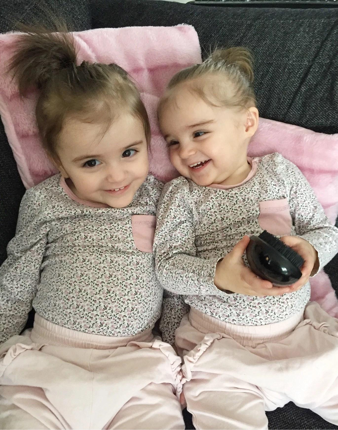 Lyckan i att alltid vara två
