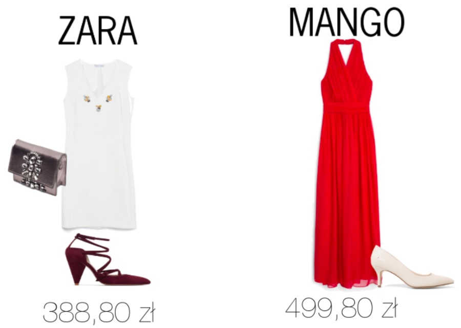 Prom dress ideas for 2016 / Sukienki na studniówkę za mniej niż 200 zł