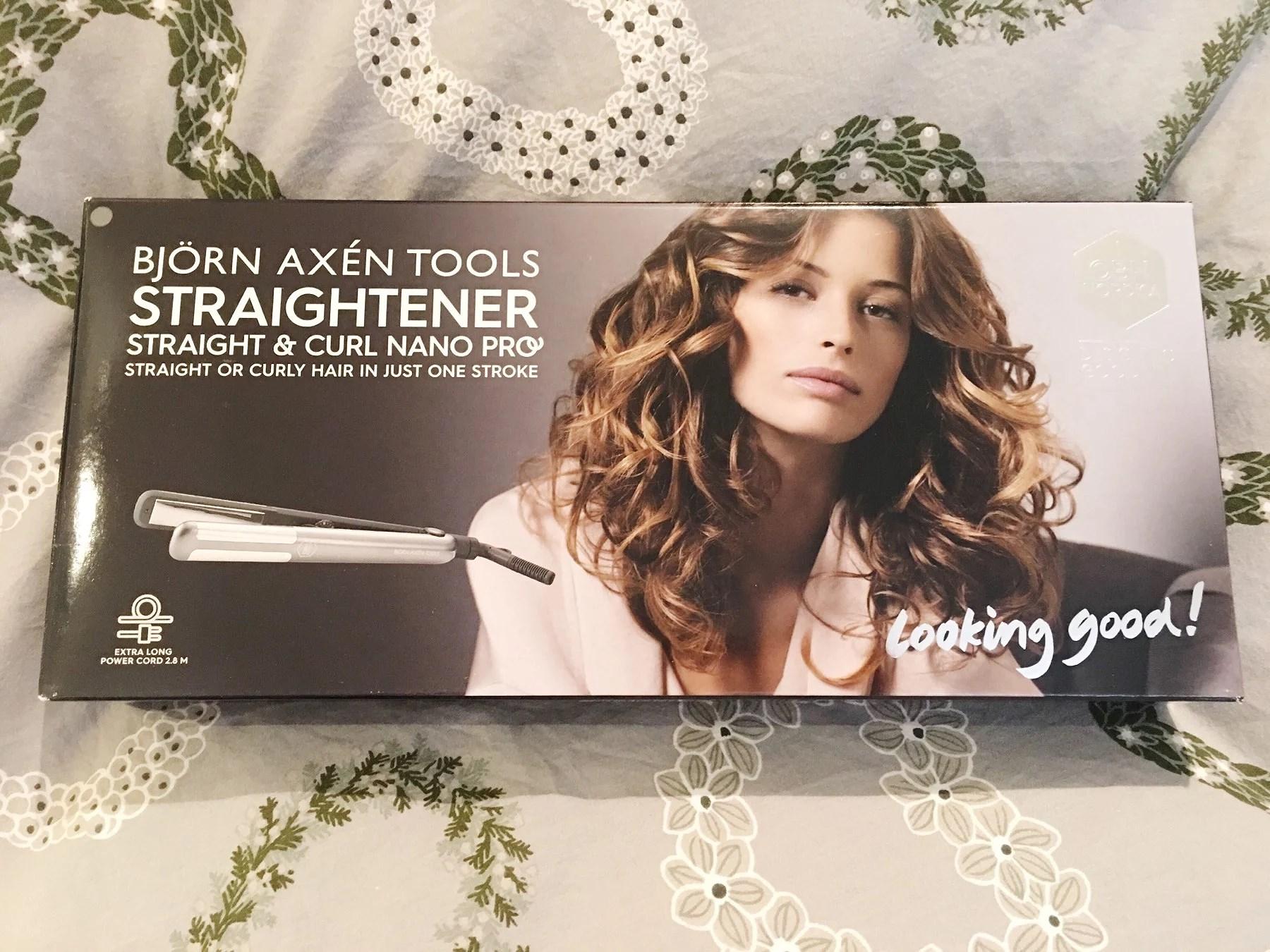 Björn Axén Straight & Curl