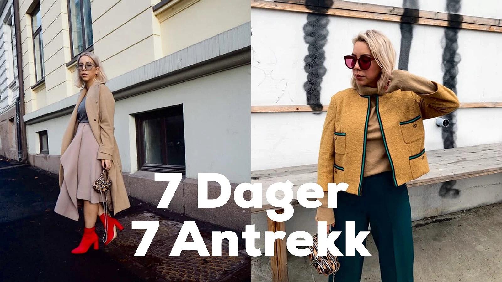 VIDEO: 7 DAGER - 7 ANTREKK