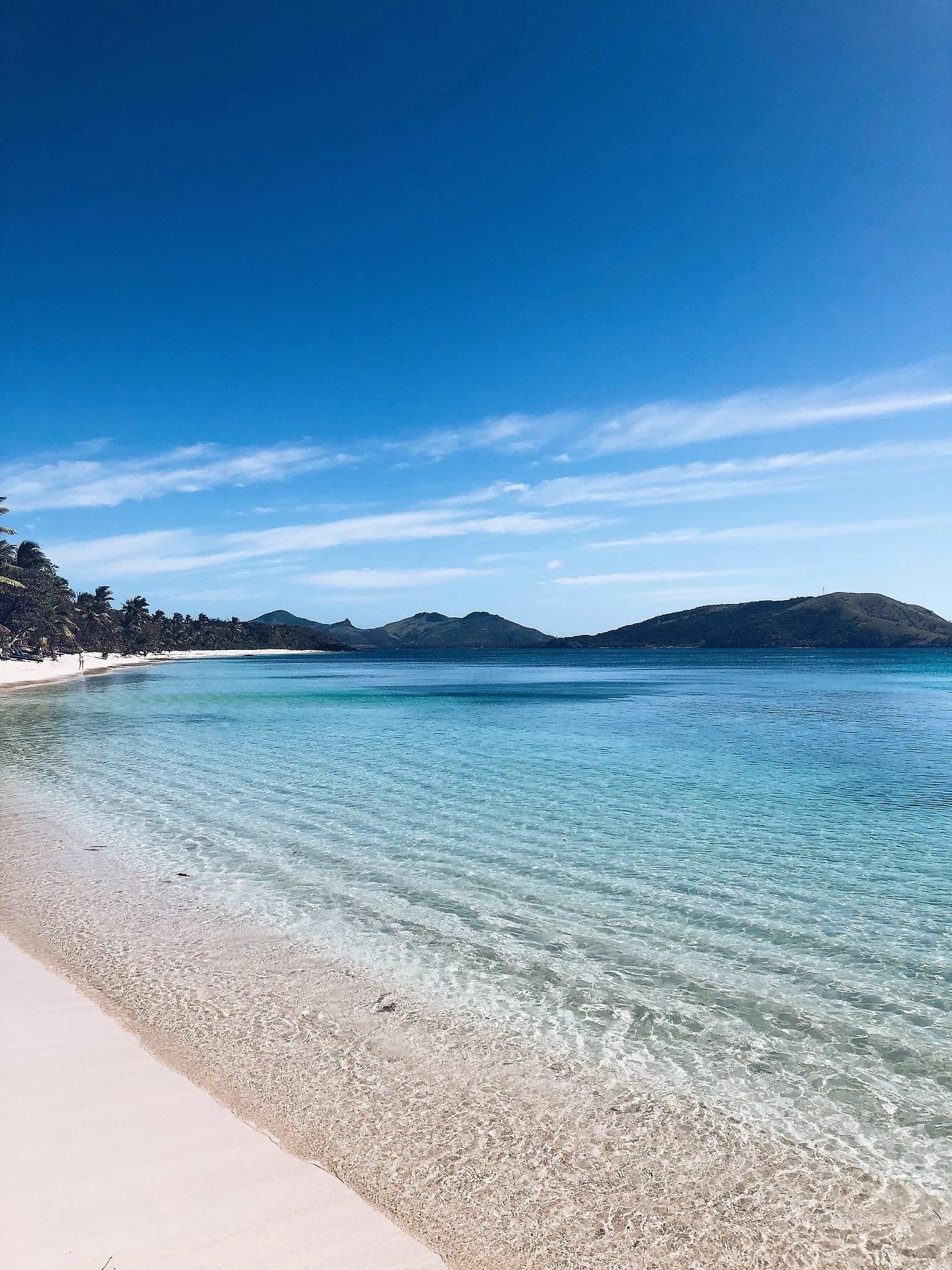 Fifth country - Fiji