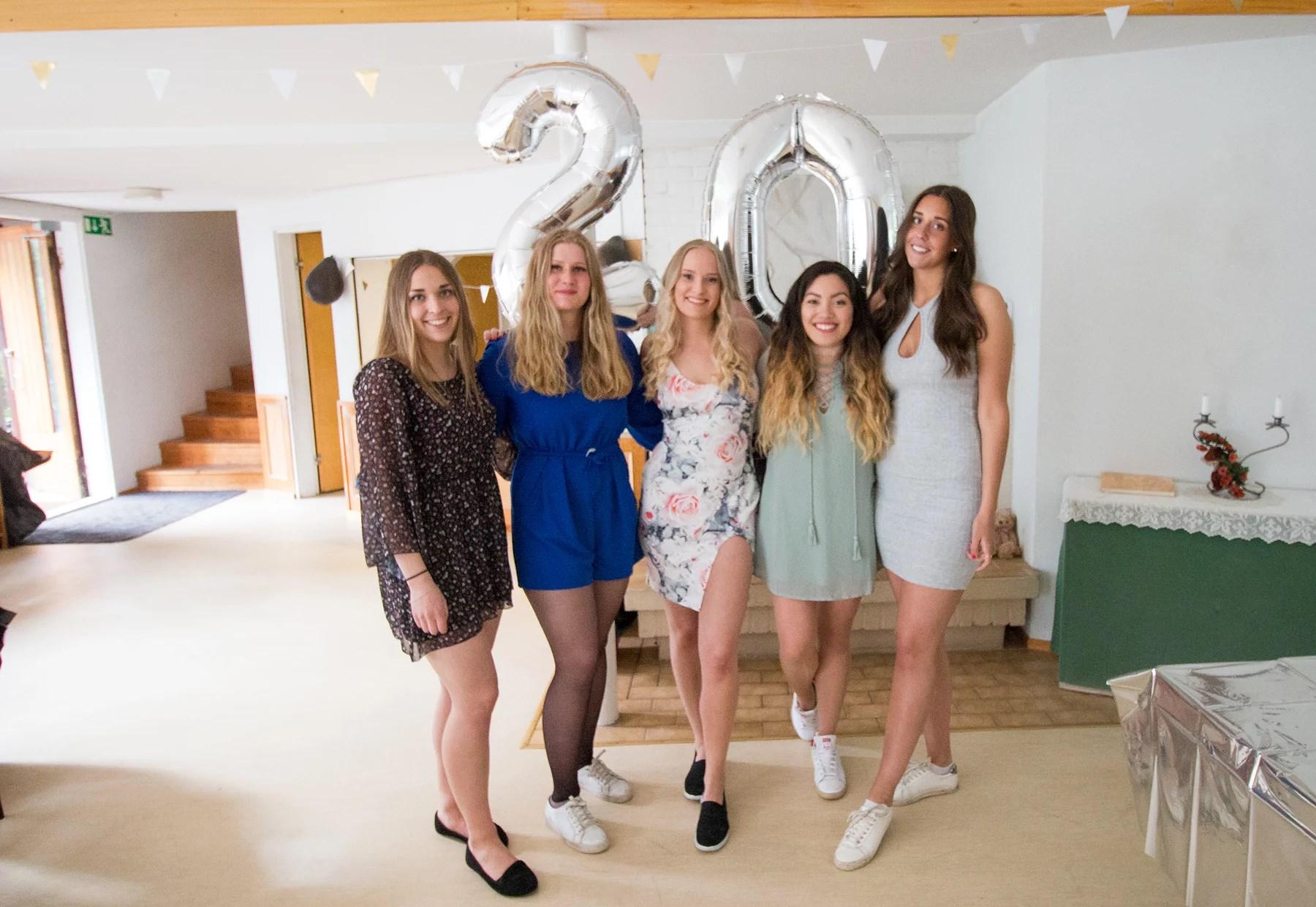 20-årsfest