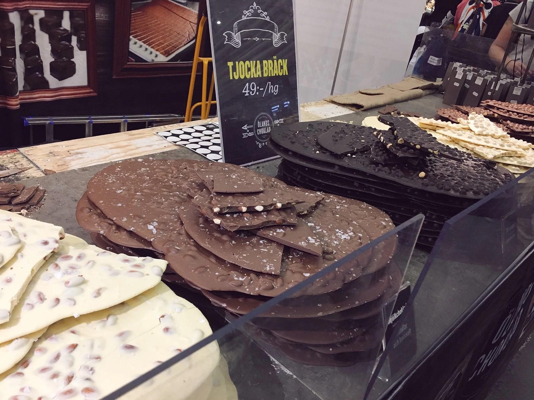 choklad och bakmässa