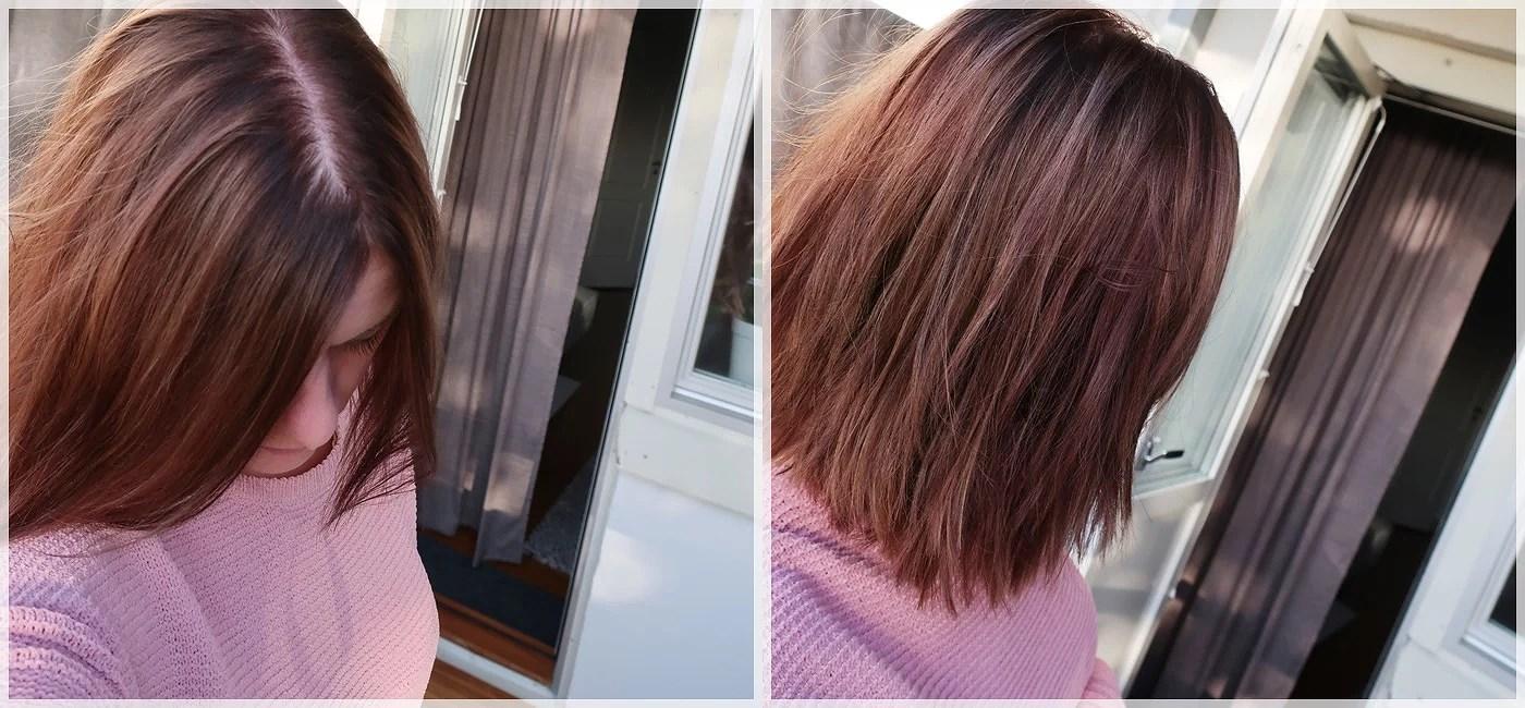 Vaddå jag brunette  Nähäee?!