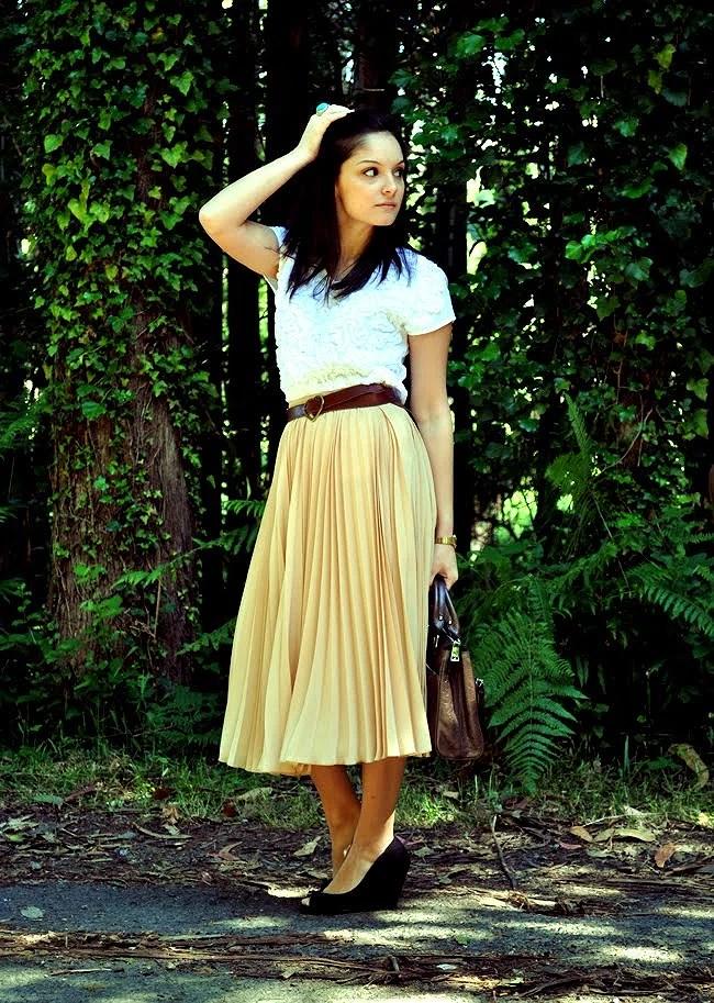 Skirt Ballerina + New Hair
