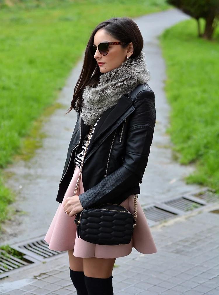 zara_pullandbear_ootd_skirt_okeysi_09