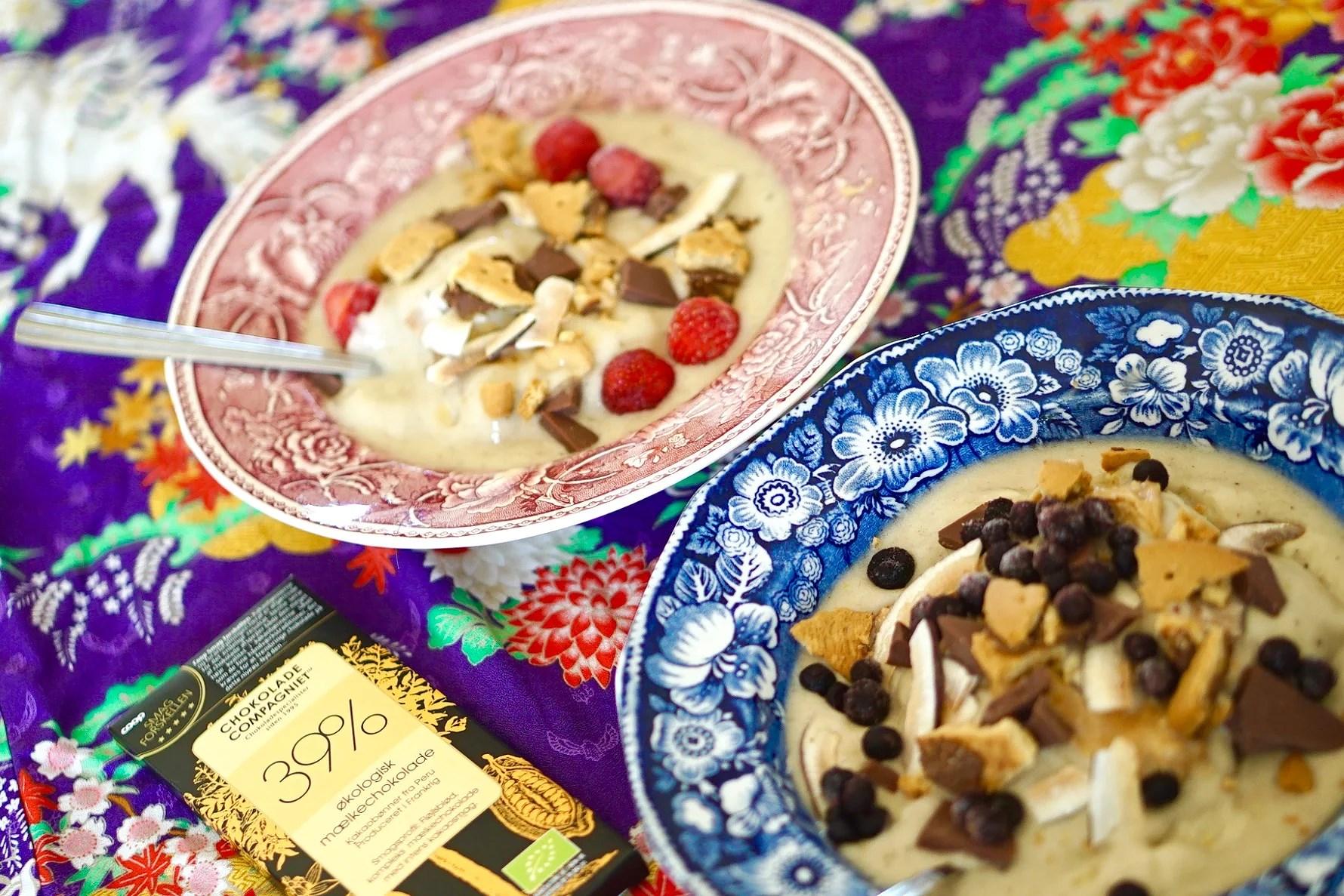 Healthy, Delicious Nice-Cream