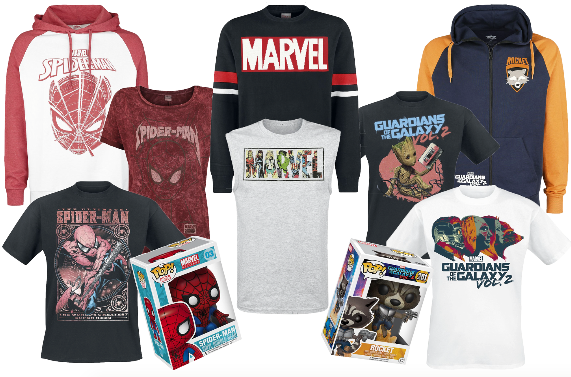 Disney Friday (on a Monday): Marvel Goodies