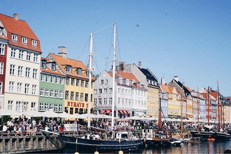 Ett dygn i Köpenhamn