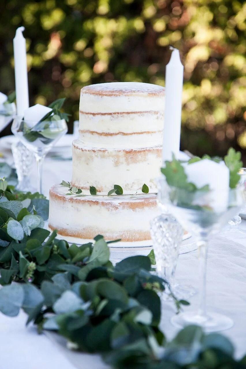 Boho bröllop