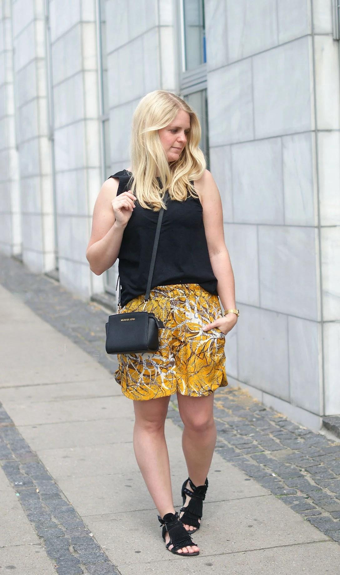 It's My Passions, Modeblogger, Modeblog, Dansk modeblog, Julie Mænnchen, Aalborg blog, Aalborg blogger, Nordjysk modeblog, Sissel Edelbo, Sissel Edeldbo mallow bluse, Sissel Edelbo tøj, Michael Kors taske. Selma taske, Michael Kors