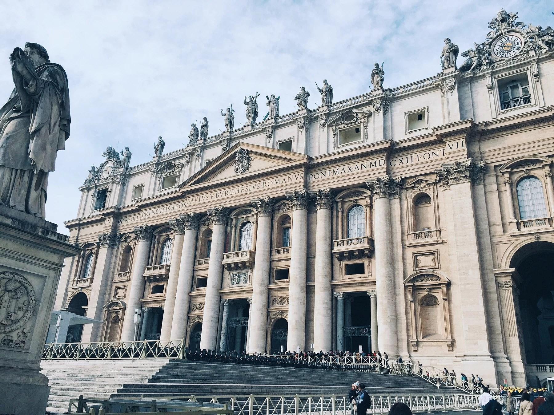 Rome snaps