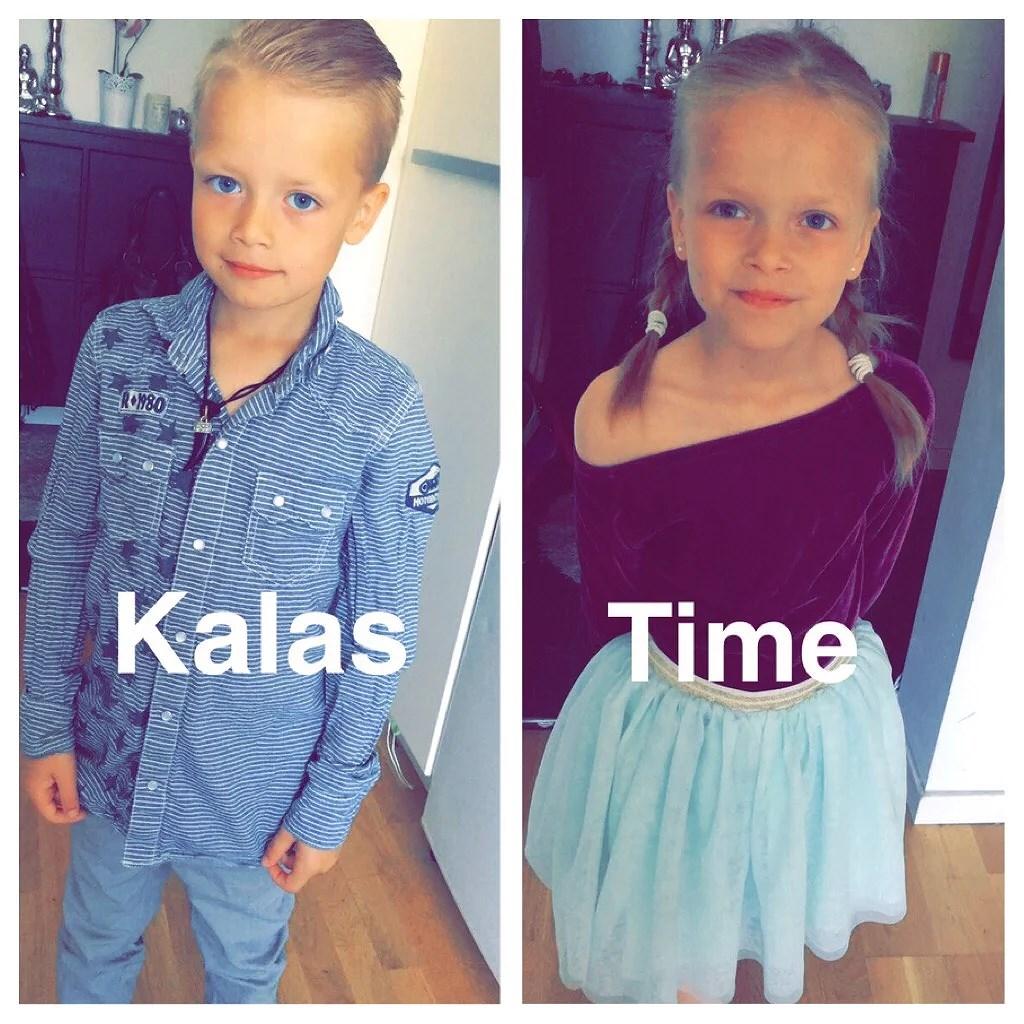 """Kalas & fotbolls""""debut"""""""