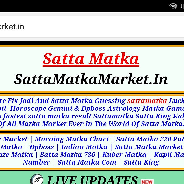 Satta gambling in india gambling bad habit