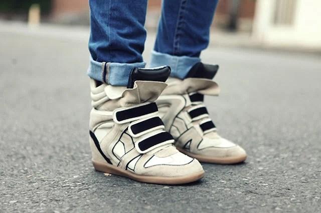 Te pones unas Sneakers?