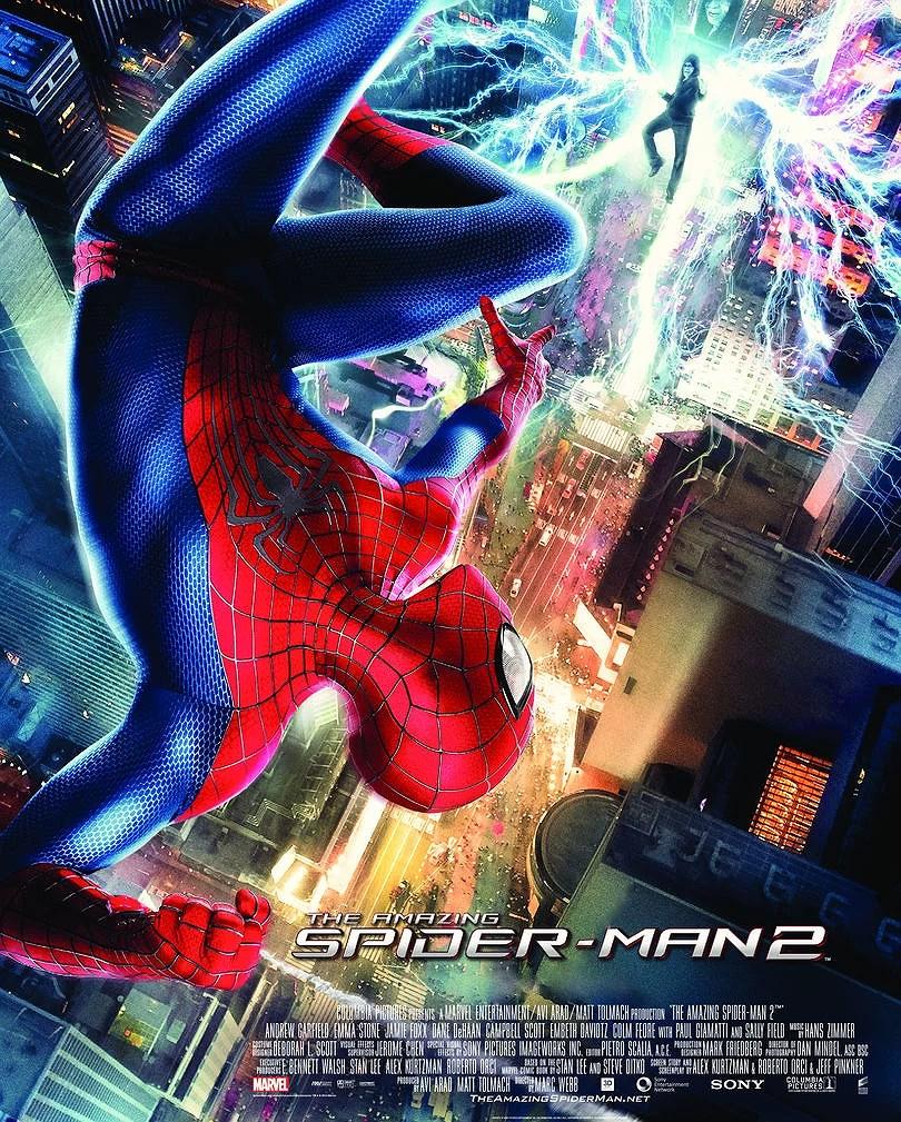 Spiderman2 post