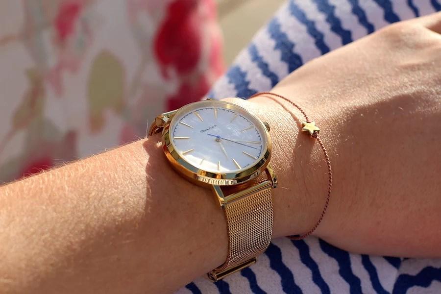 min nya klocka!