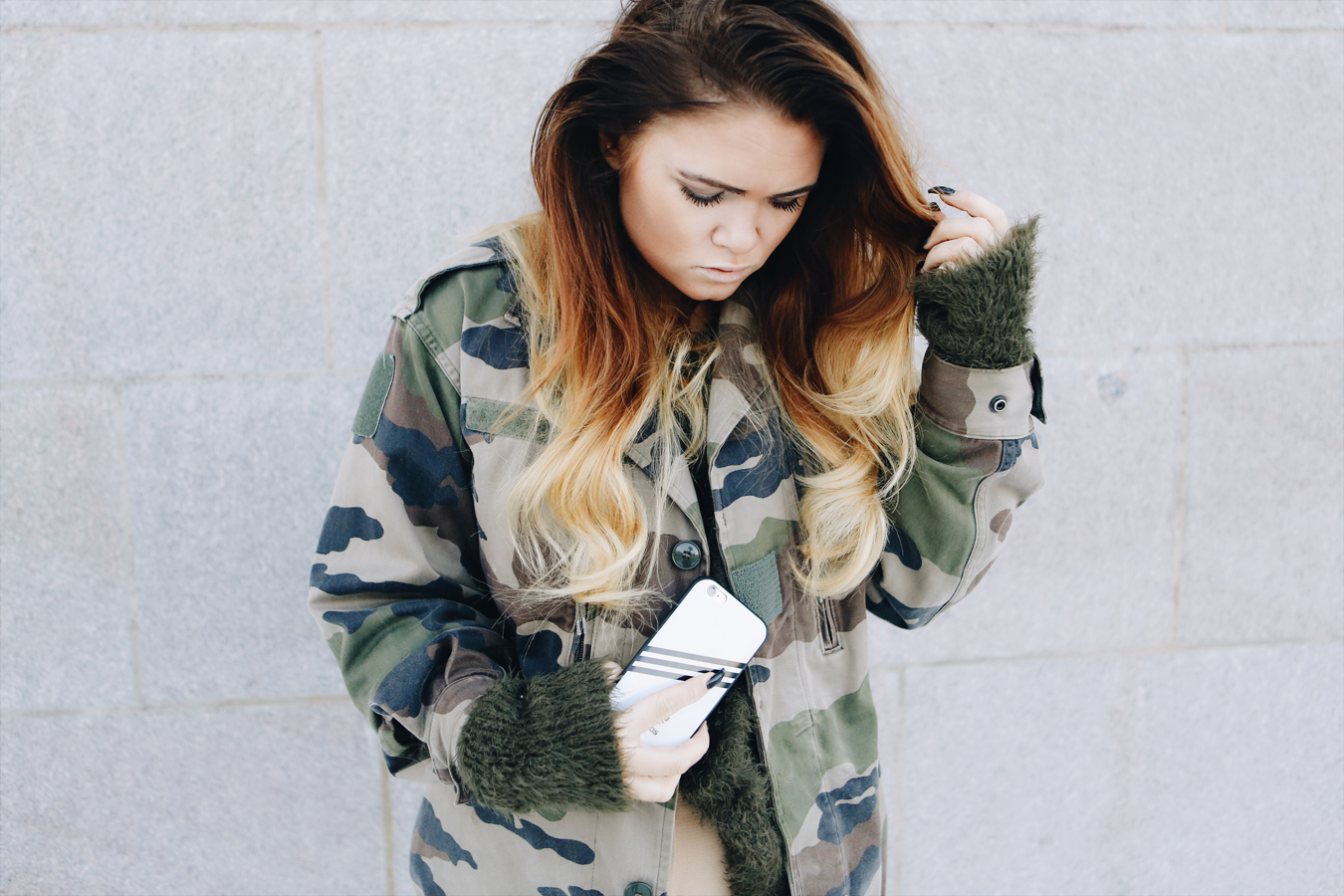 ARMY + SUEDE
