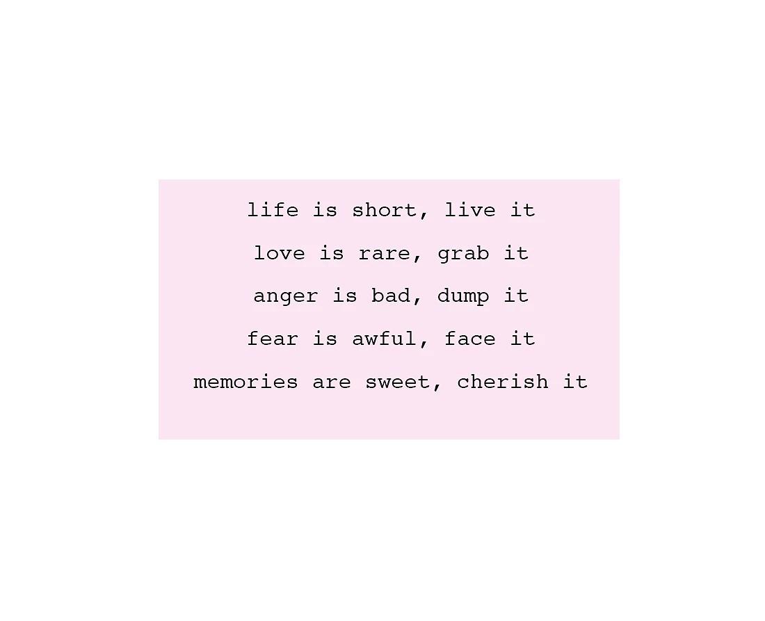 Todays quote.