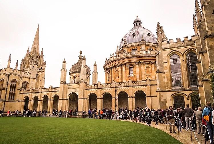 Oxford Open Doors 2017