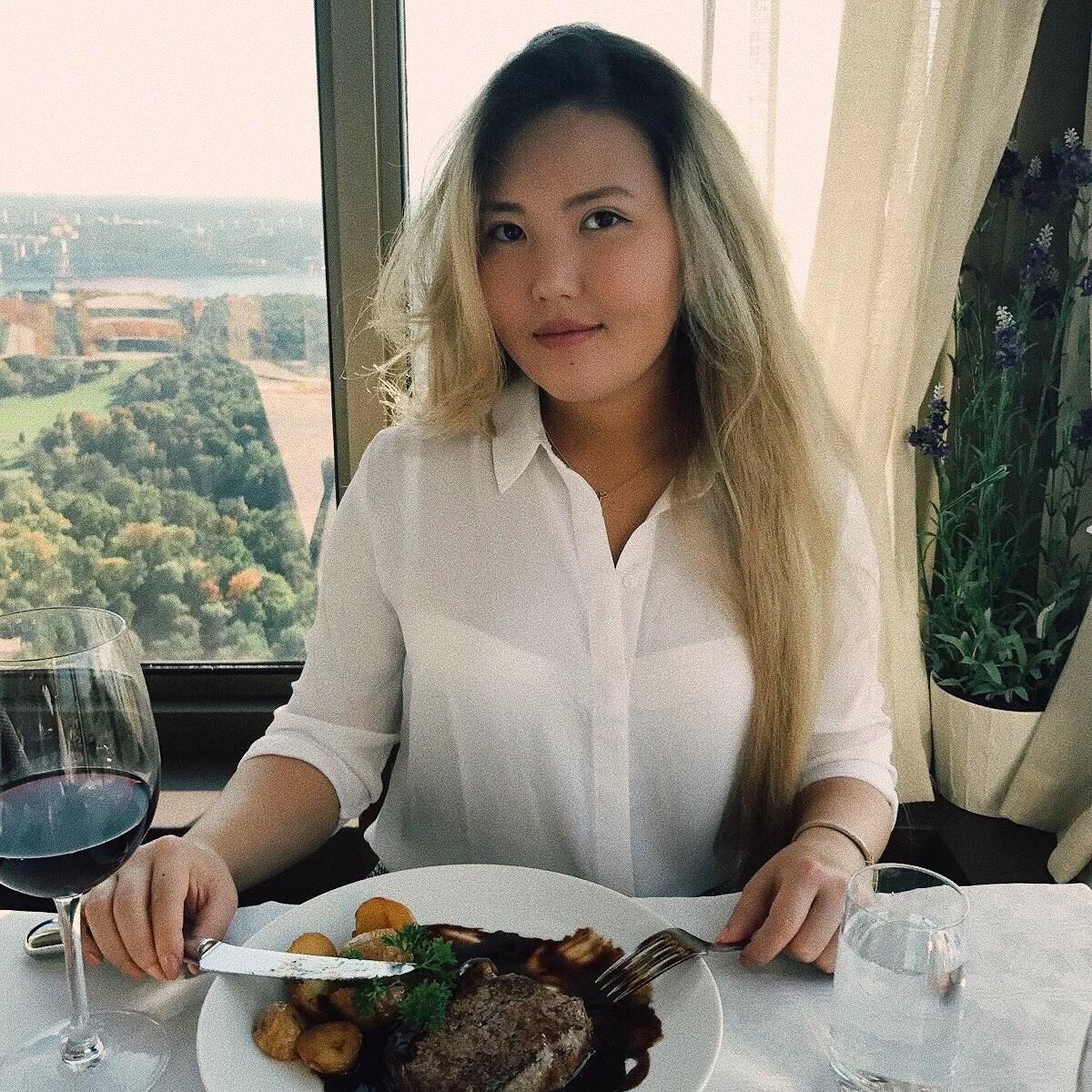 Härlig lunch
