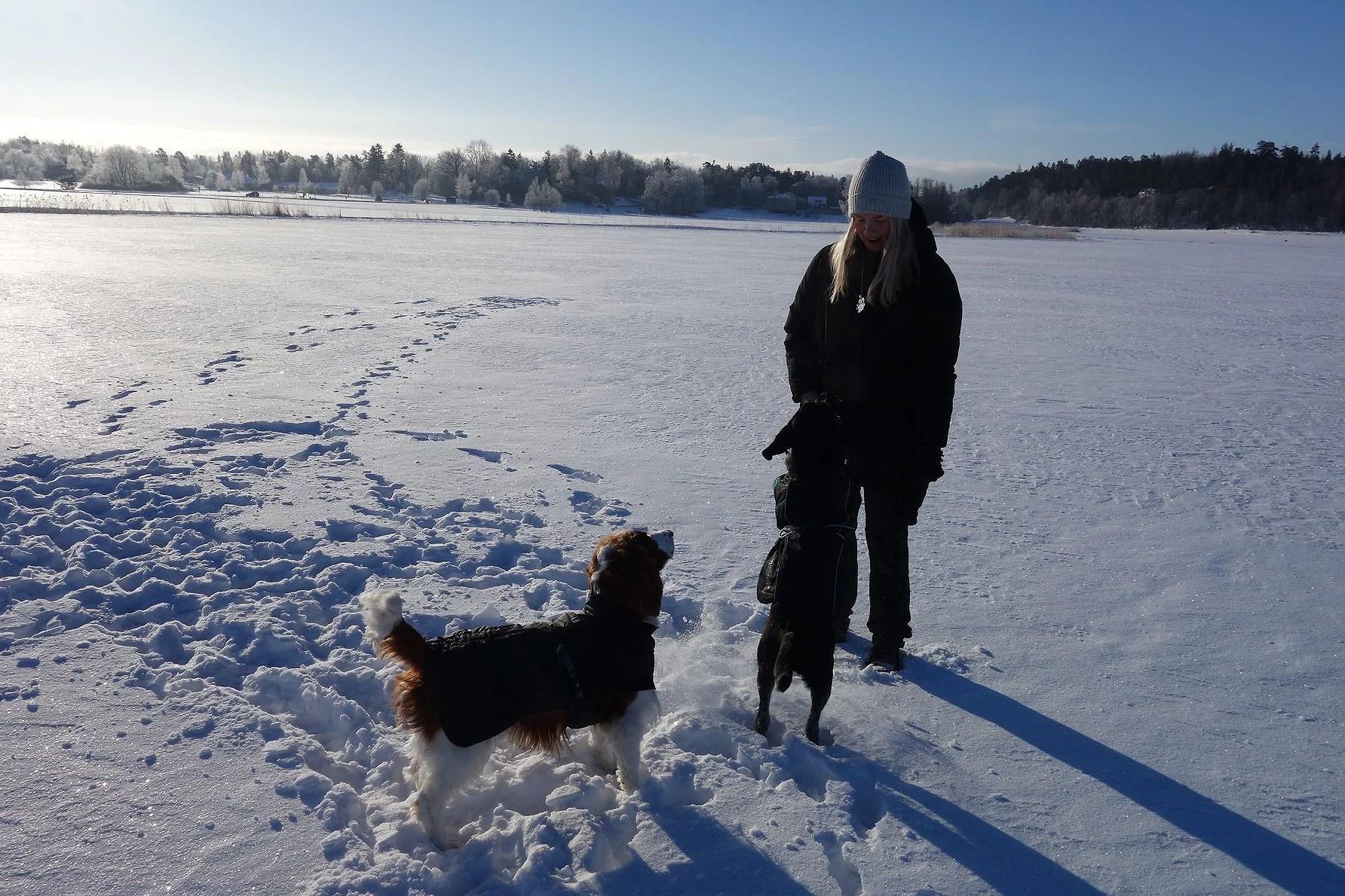 Promenix med Elsa