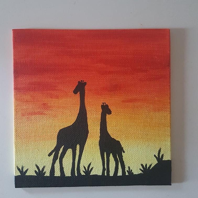Mina målningar - del 3