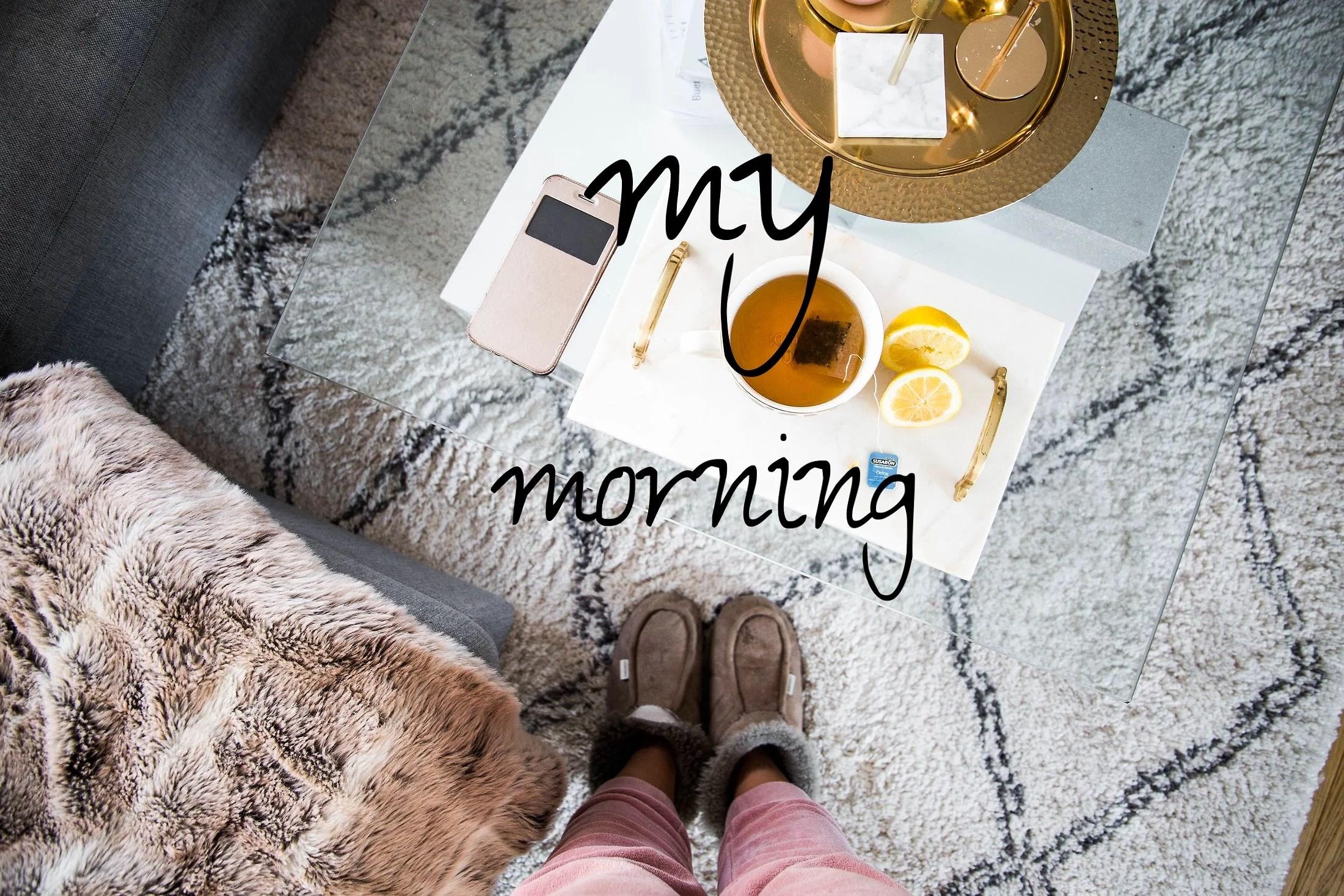 mine morgenrutiner