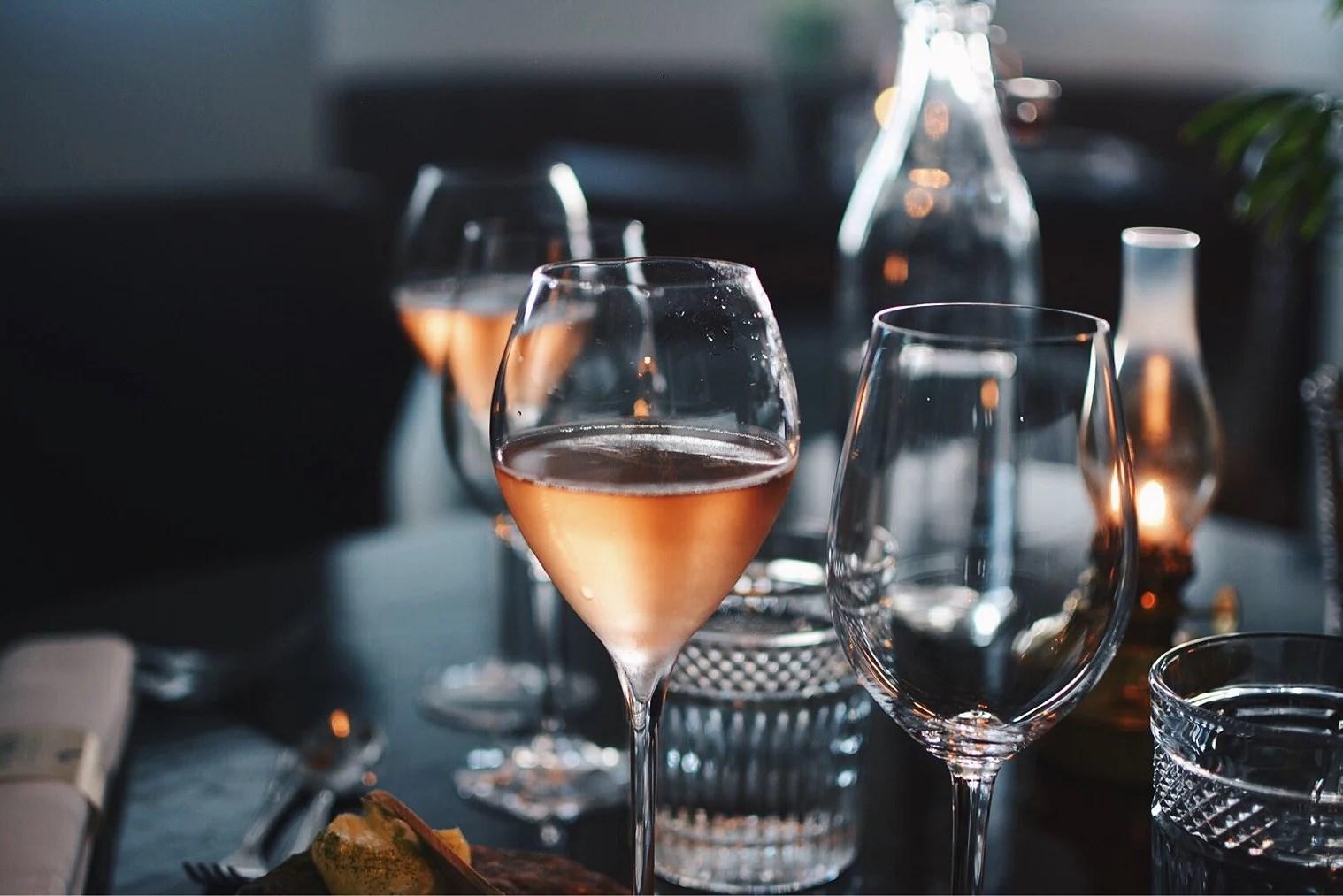 Spa och middag