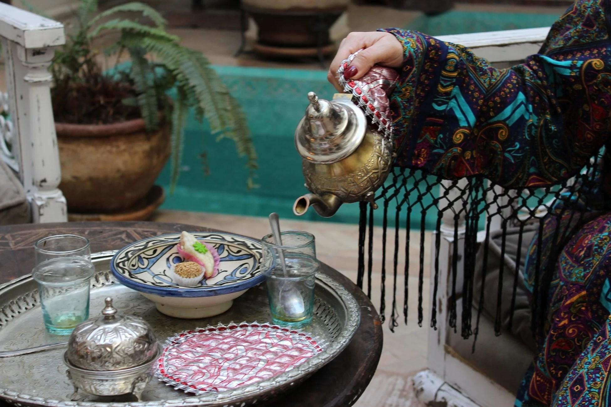 Marrakech- RIAD PALACIO DE LAS ESPECIAS