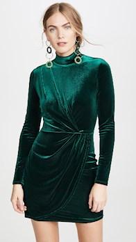 saylor emerald dress
