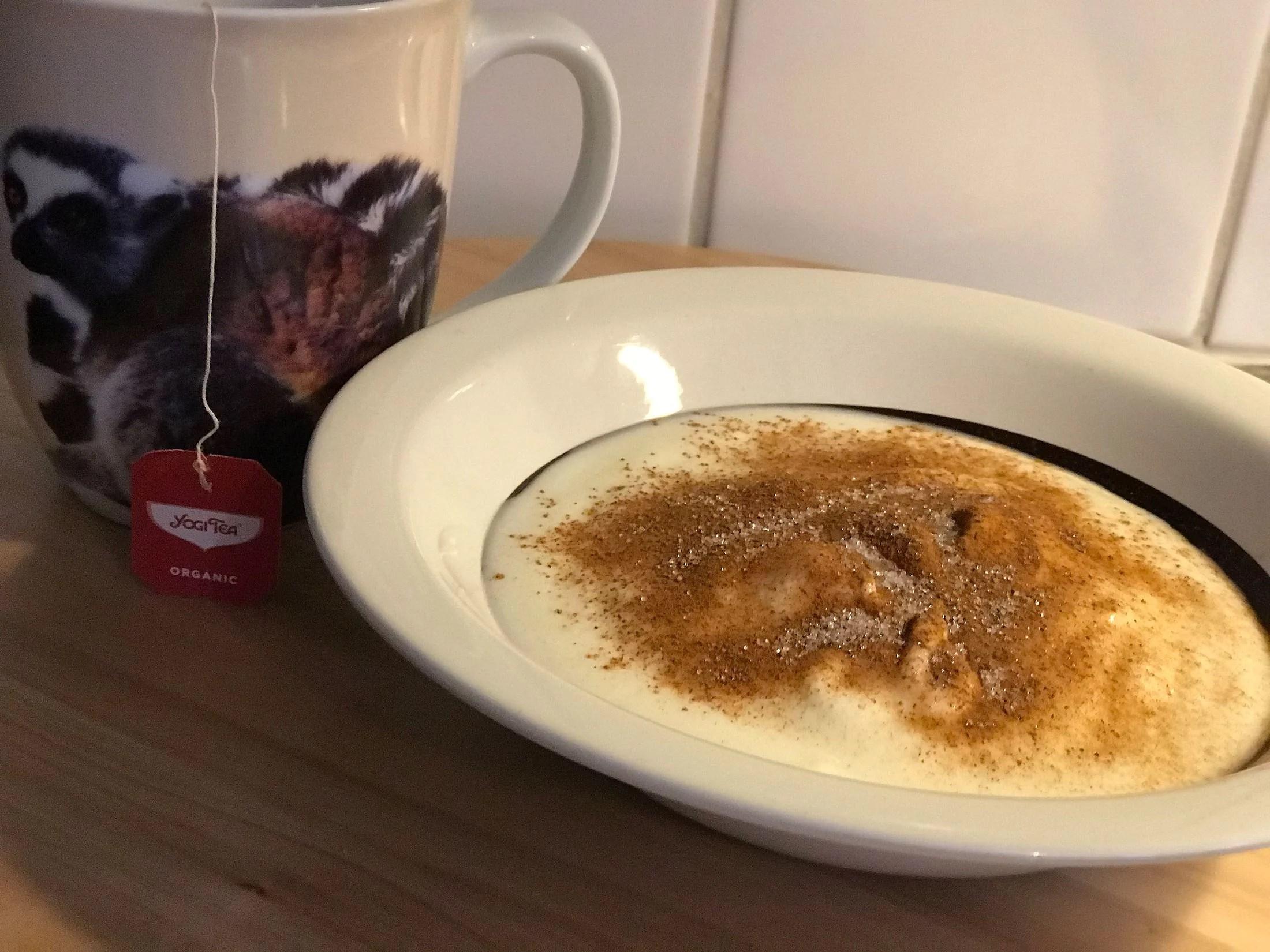 En tråkig frukost