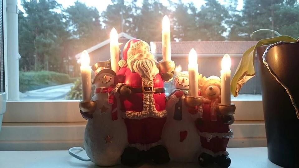 Julen är här