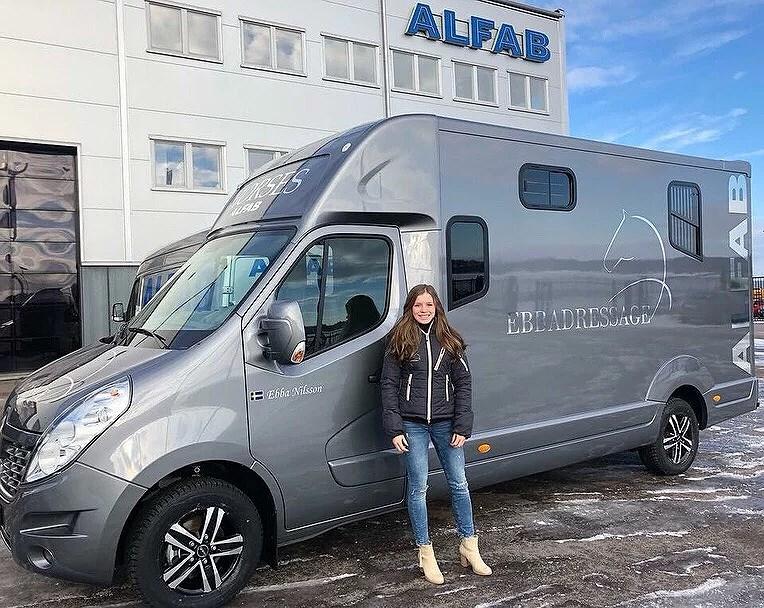 Ny lastbil