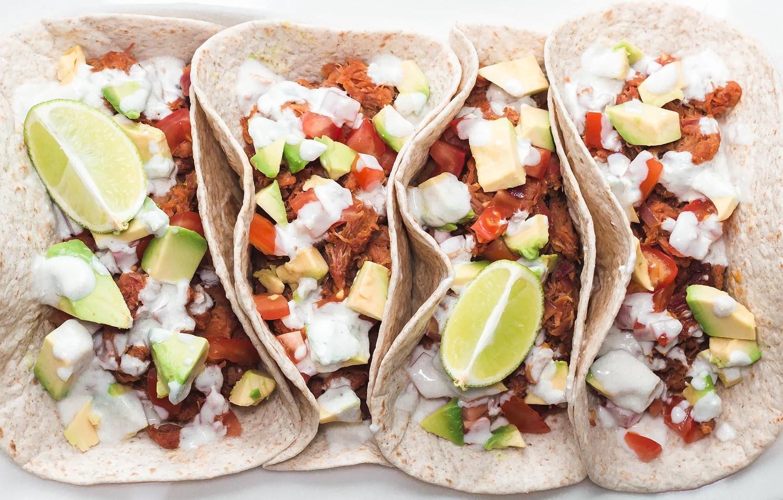 Easy & fast carnitas tacos