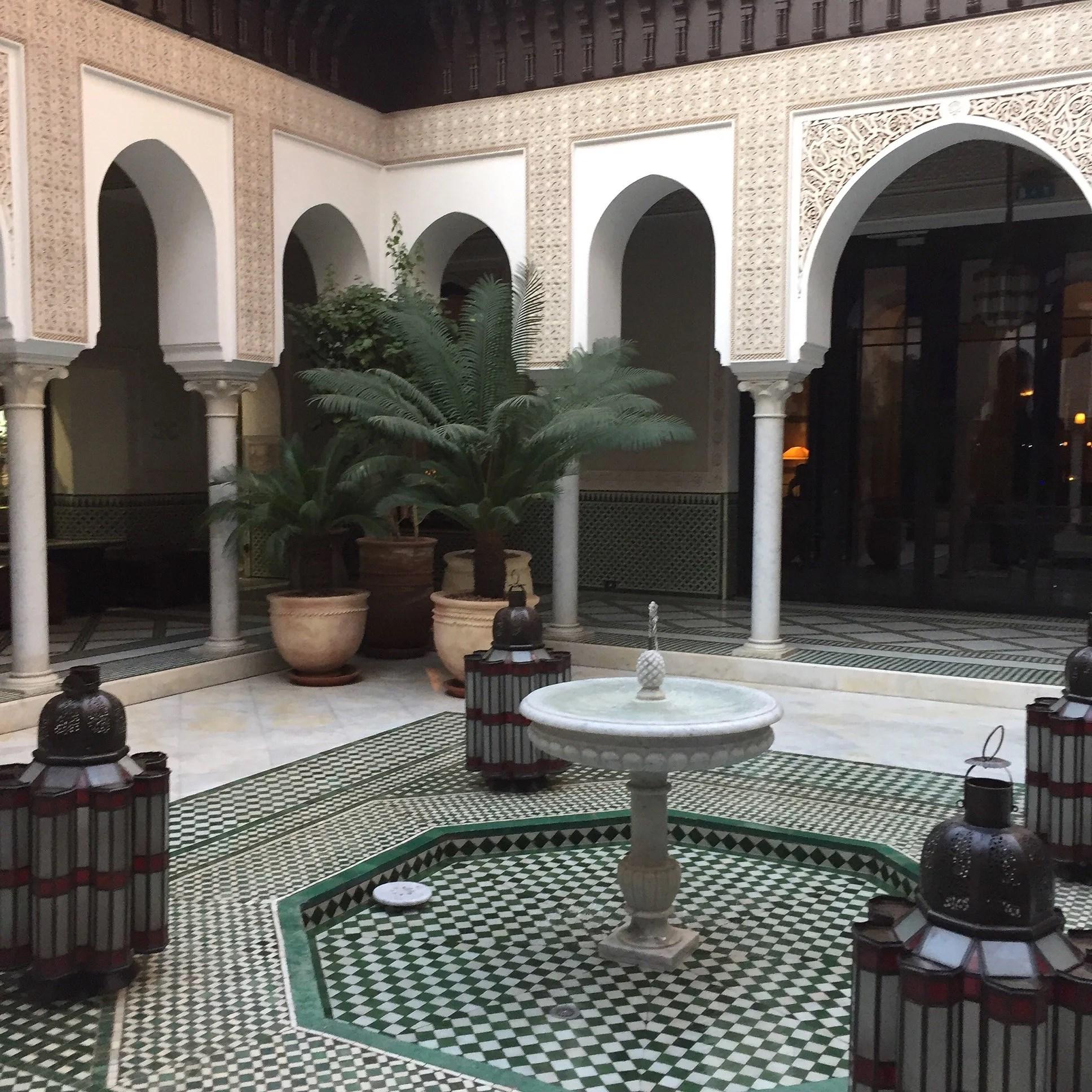 marrakech moodboard