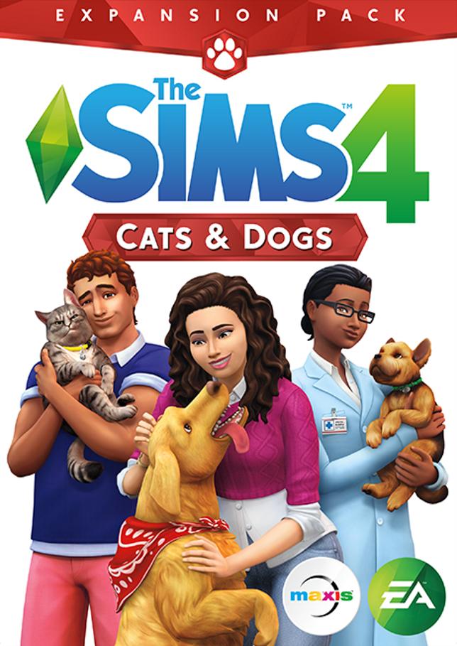 The Sims 4 - Pakke oversikt.