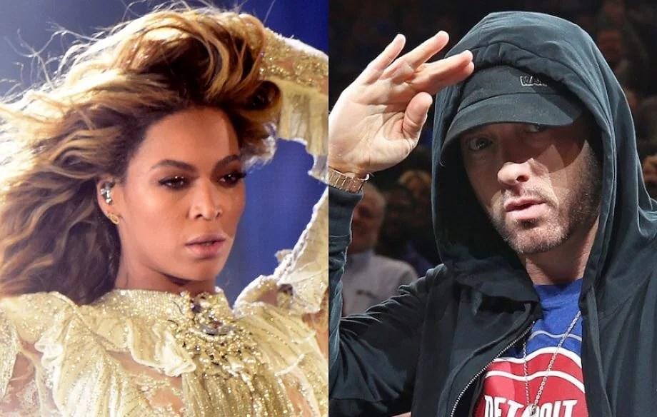 God bless Eminem & Beyonce