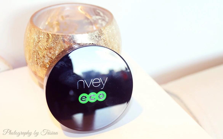 Nvey ECO - Ekologiskt puder