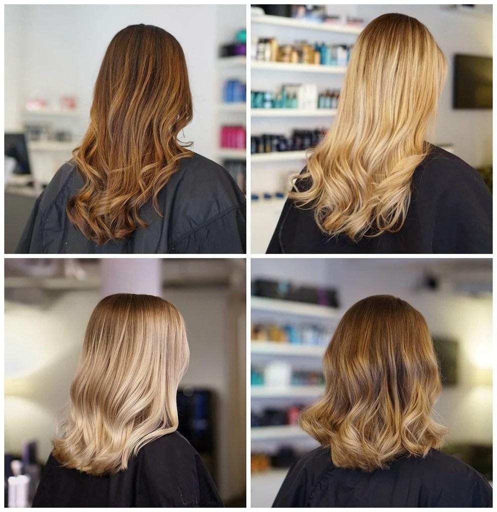 Balayage – Hairpainting
