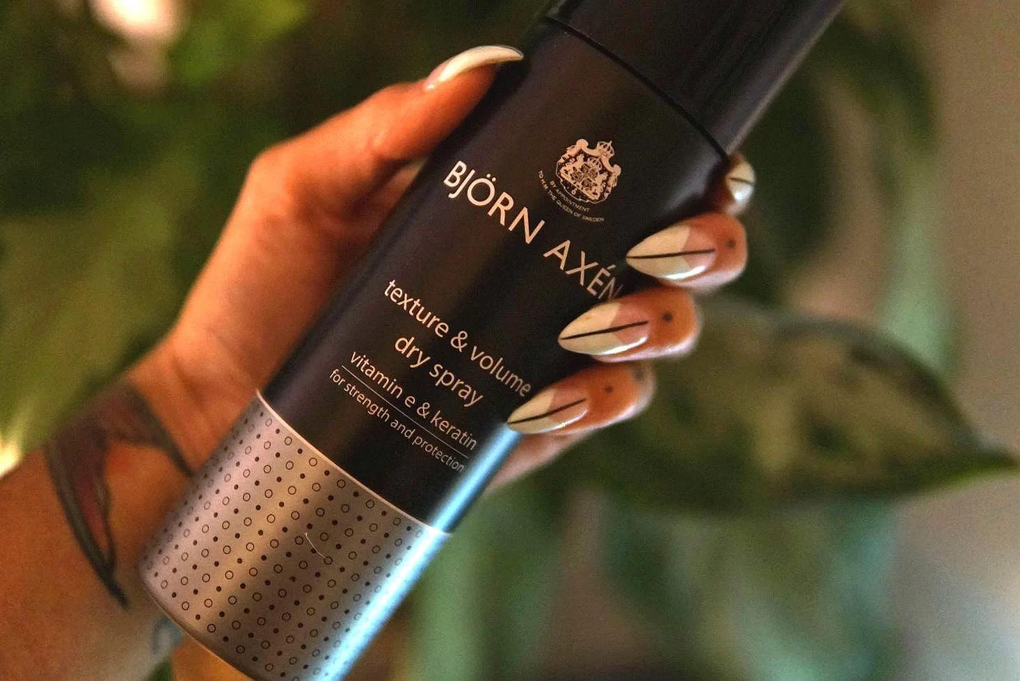 Björn Axén Texture & Volume Dry Spray – Perfektion!