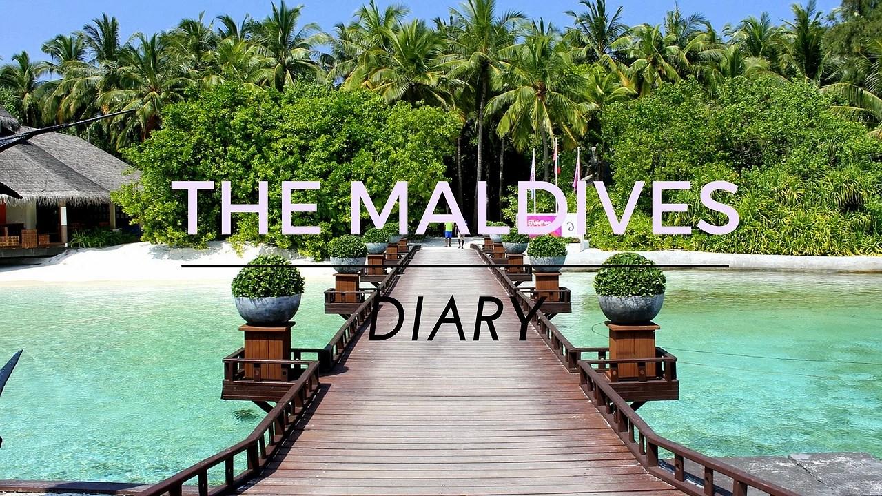 THE MALDIVES TRAVEL VLOG