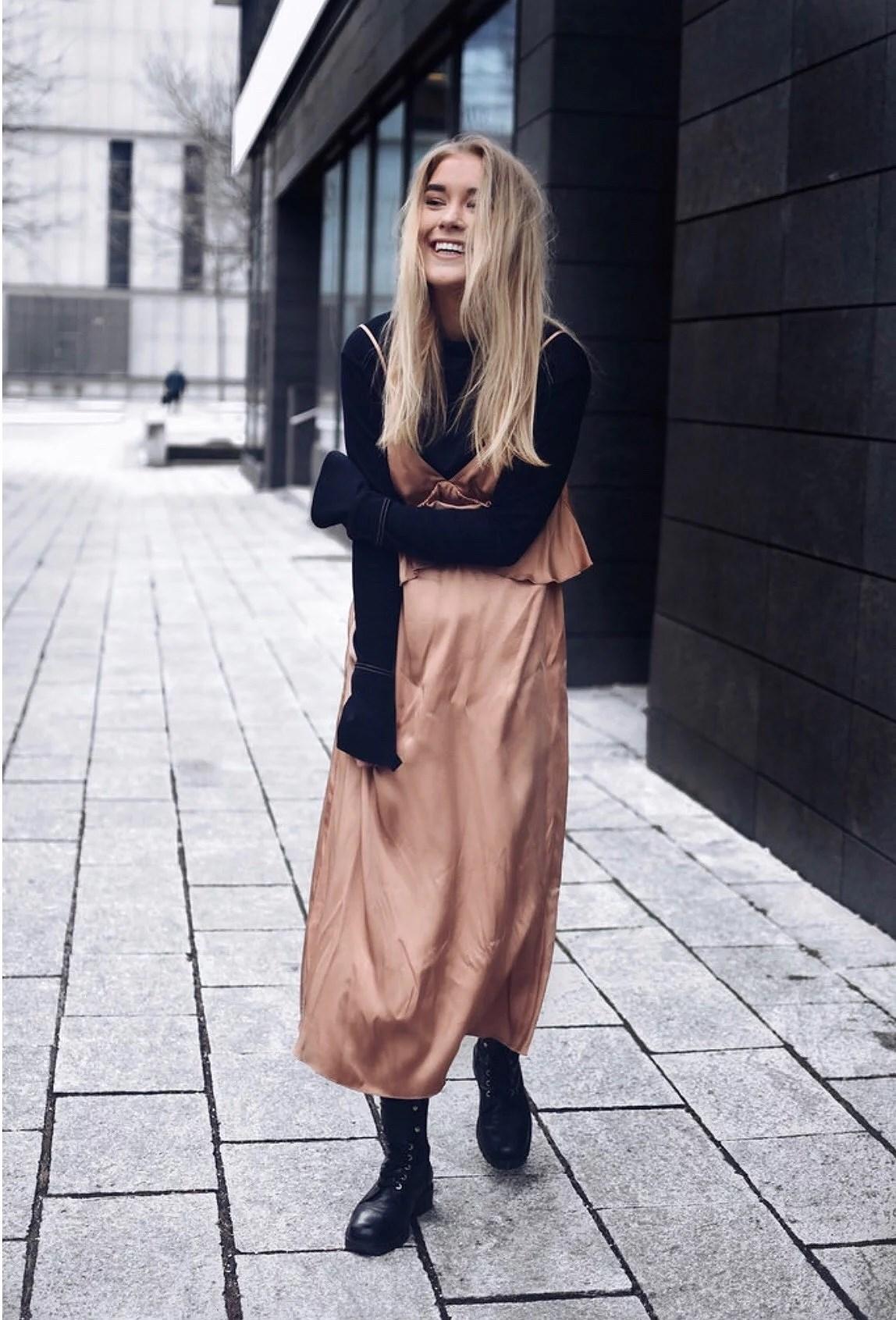 GET TO KNOW: LINNEA ALBRECHTSEN