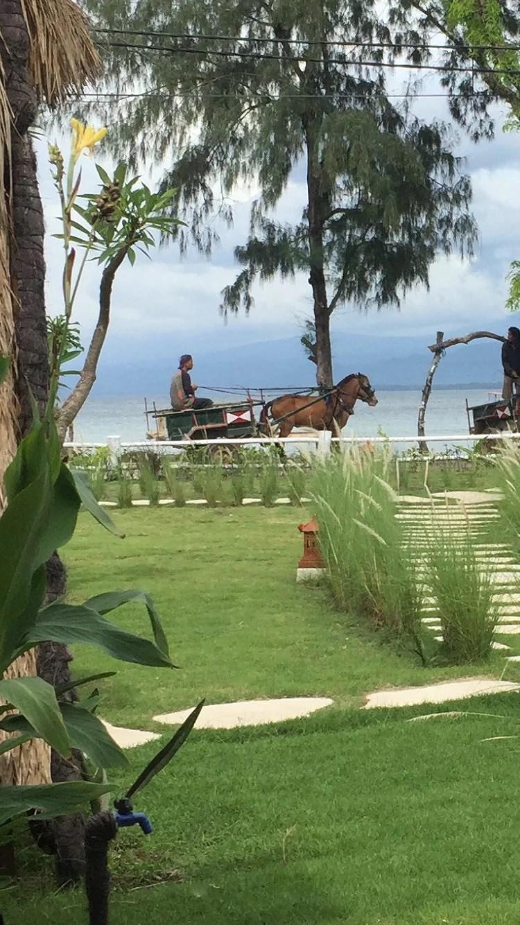 Gili Air , Lombok den 12/2-