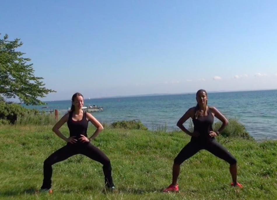 BodyWORKOUT - baller, taljen, balance, core og arme