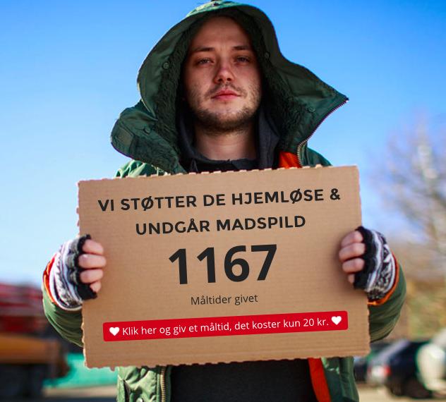 TooGoodToGo.dk - et genialt koncept går til kamp mod madsplid
